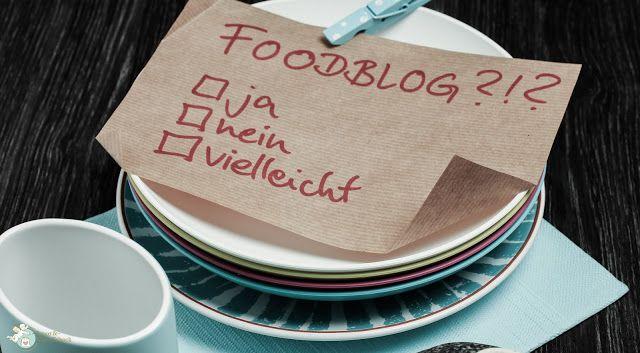 Amor&Kartoffelsack: Abenteuer Foodbloggen ?!?