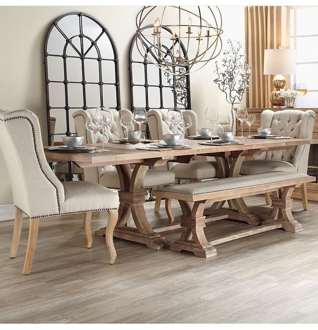 Handmade Kitchen Living Dining Room Remodel By Northwind: 75 Vintage Dining Table Design Ideas Diy (75 In 2019