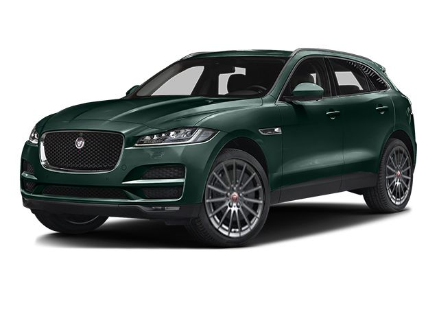 2017 Jaguar F Pace Suv British Racing Green Metallic With Images