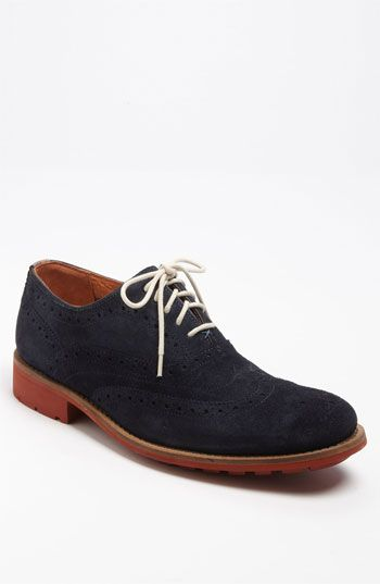 Ted Baker London 'Guri-Rub' Wingtip Oxford available at #Nordstrom