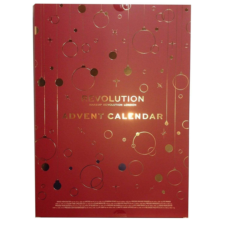Makeup Revolution Adventskalender 2019 Advent Calendar