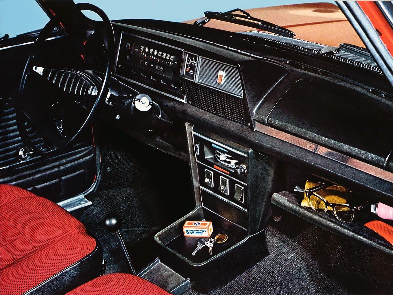 1972 Polski Fiat 125p Kombi Automoviles