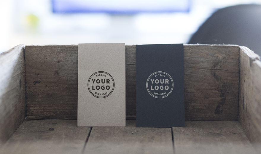 Free vertical business cards psd mockup free vertical business cards psd mockup graphicarmy reheart Images