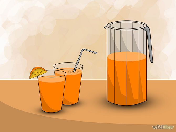How to Perform a Juice Fast
