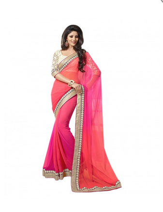 0a36fc171e Shop now Indian Traditional Bollywood Designer Partywear Saree And get Upto  Rs 500 Cashback