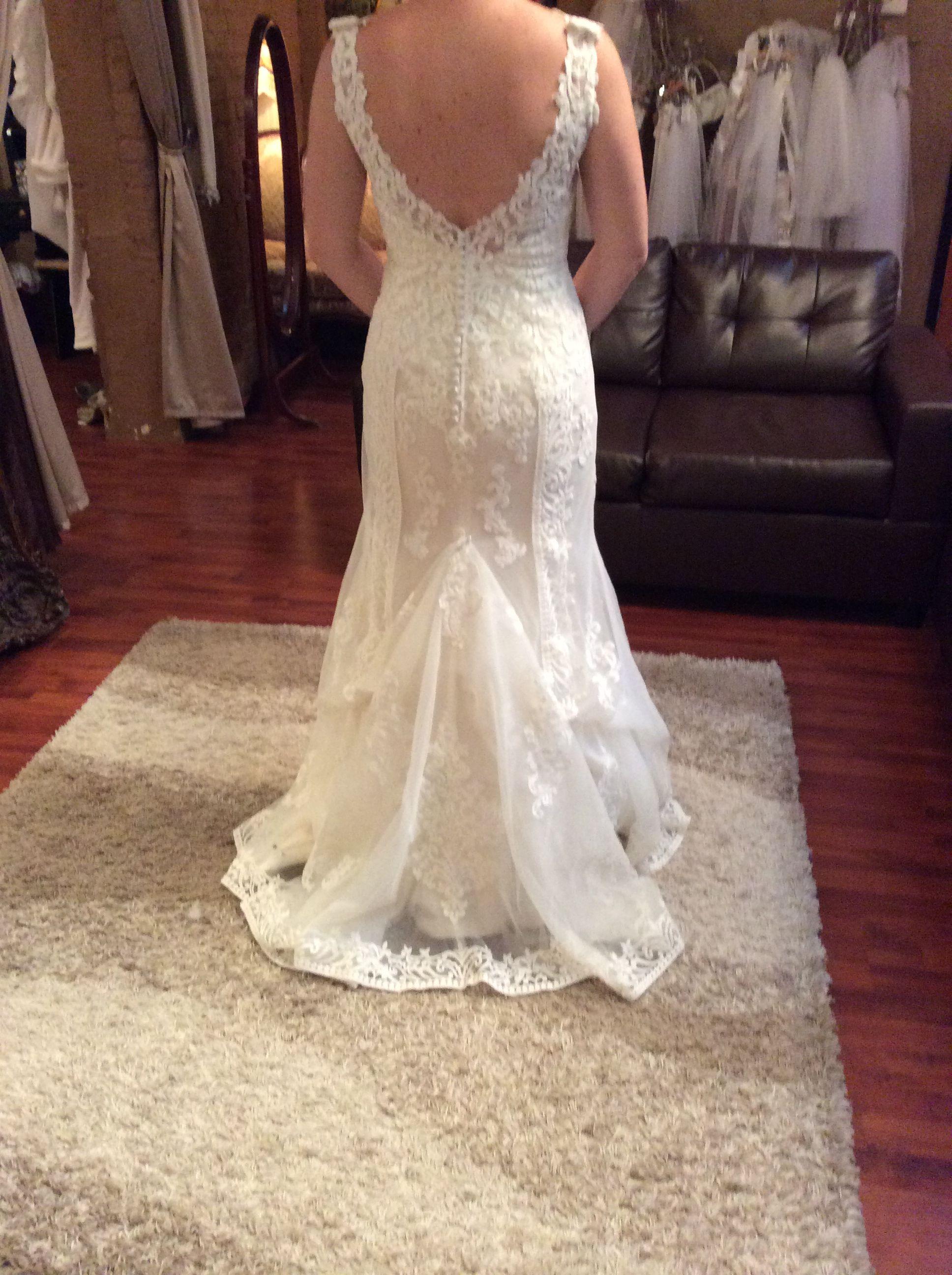 Over bustle | Wedding Gown Bustle Styles | Pinterest | Bustle ...