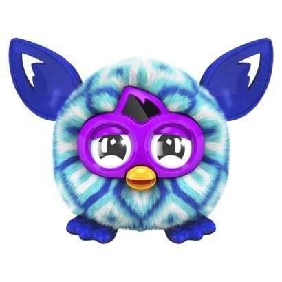 Furby Furblings Creature Blue Diamonds Lil Sister