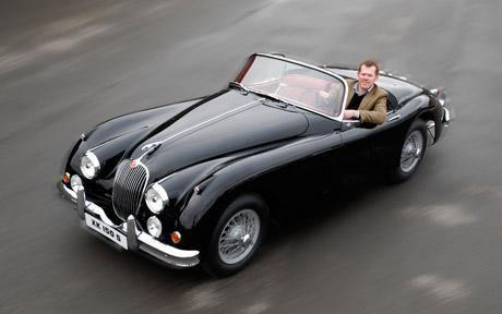Rare 1950s Jaguar For Sale Having Done Just 500 Miles Cars