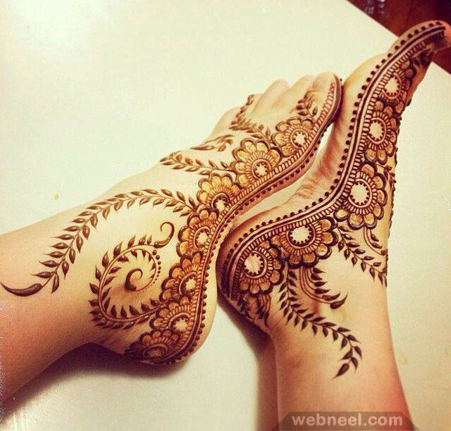 50 Beautiful And Easy Henna Mehndi Designs For Every Occasion  Part 2  Mehn