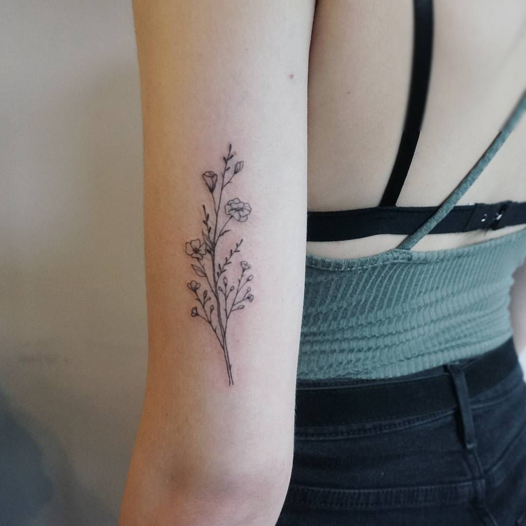 Floral Arm Tattoo Instagram Photo By At Lleeggaa Inked