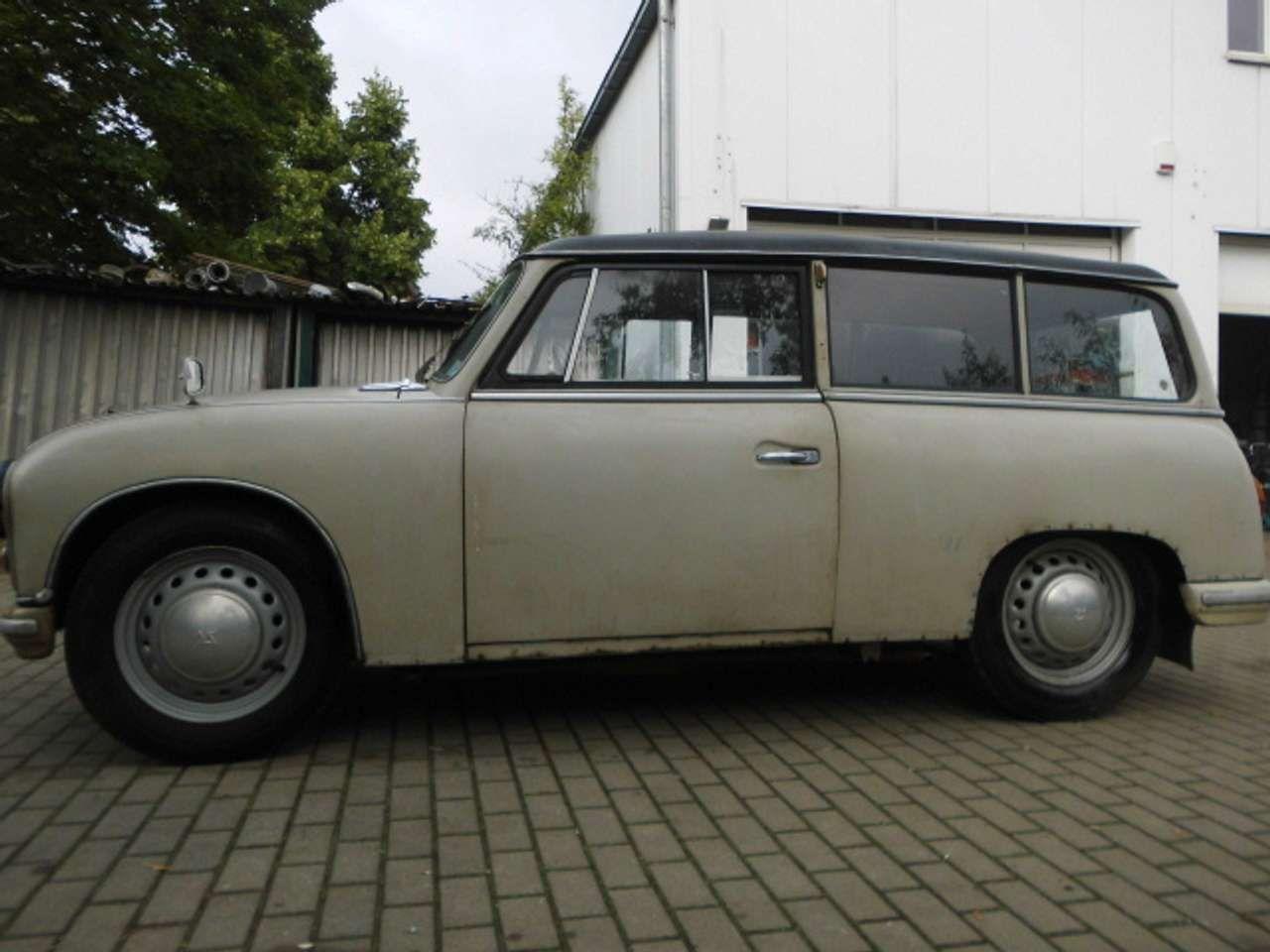 Used Trabant Trabant ad : Year 1956, 100000 km | Reezocar