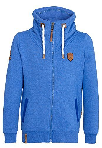 Naketano Male Jacket Oskar In Der Tonne Dark Blue, L | Stile