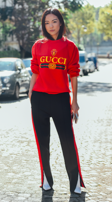 5a945a8f1134bc GUCCI, SWEATSHIRT, JUMPER, TRACKSUIT, PARIS FASHION WEEK, STREET STYLE,  LUXURY FASHION, TOMMY TON