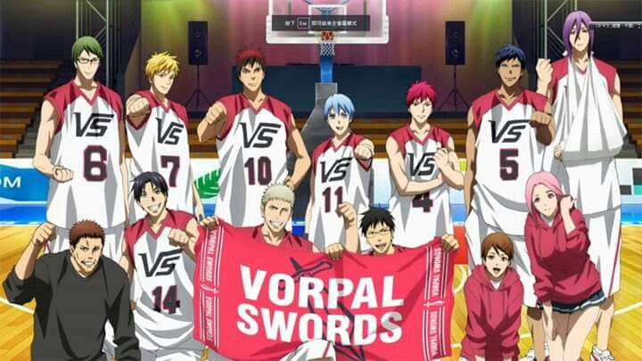 Last Game I Miss Them Kuroko No Basket Kuroko No Basket