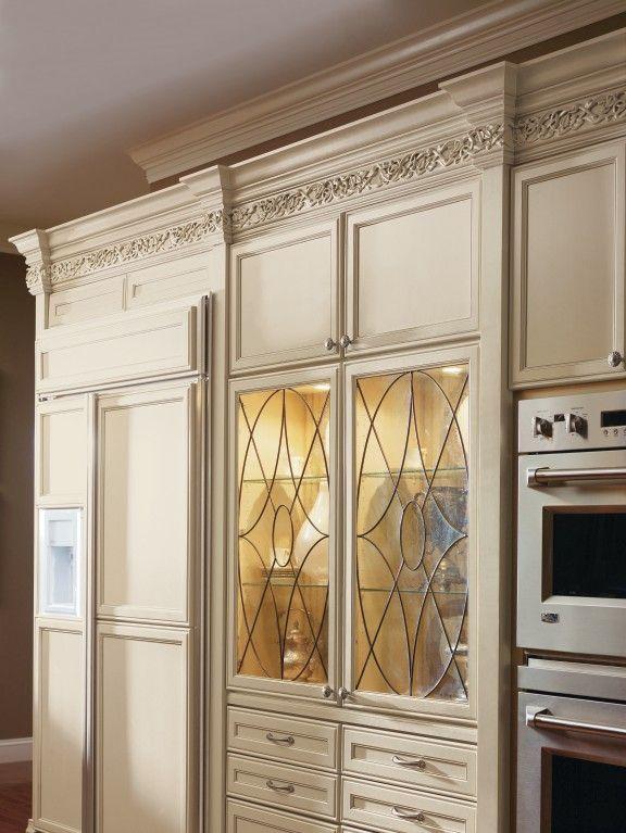 Decora S Beautiful Kensington Art Glass Doors Add A Bit Of