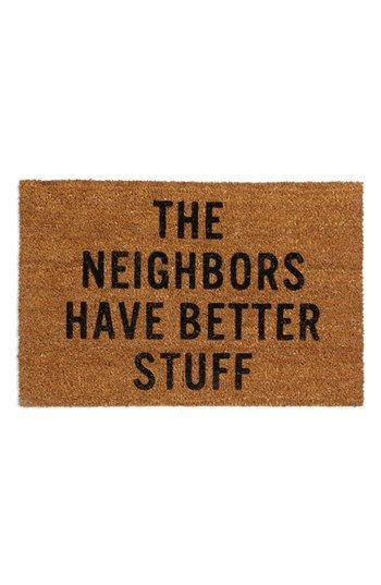 Best Doormat Ever Door Mat Home Security Decor