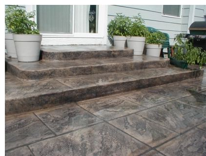 Patio Steps Design Ideas | Stairs Can Be Designed To Match The Character Of  The Patio
