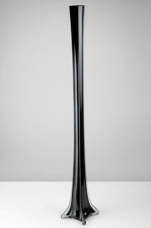 Eiffel Tower Vases Black 2 Each 3125 In 235 In 12 In Monster