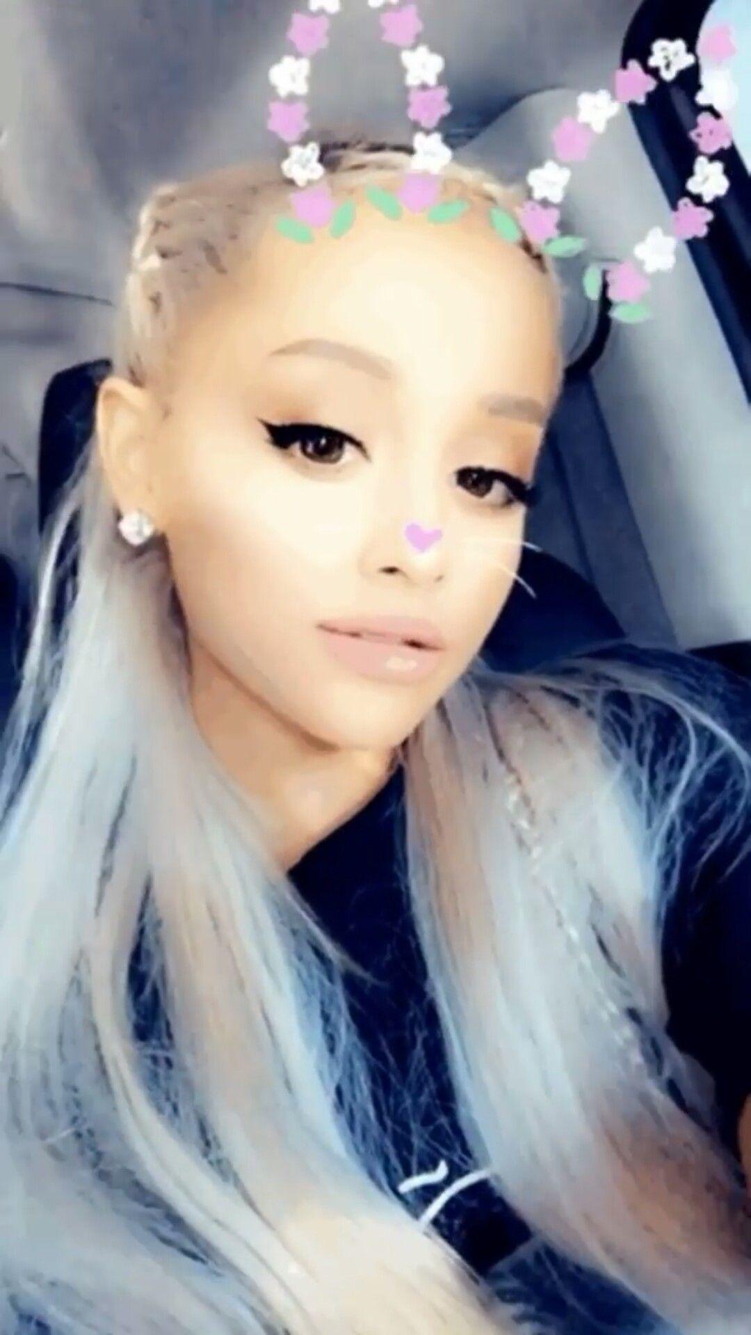 2017 And Ariana Mac Snapchat Grande Miller