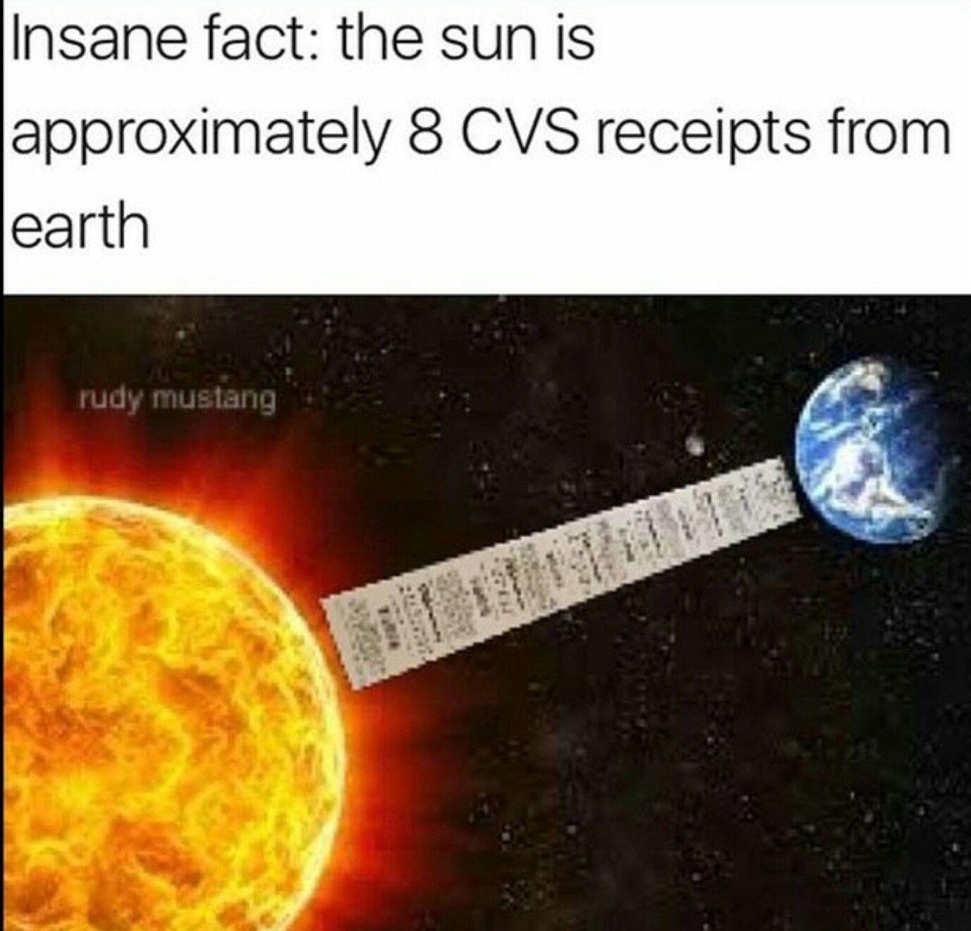 Cvs Receipt Meme Ribbon