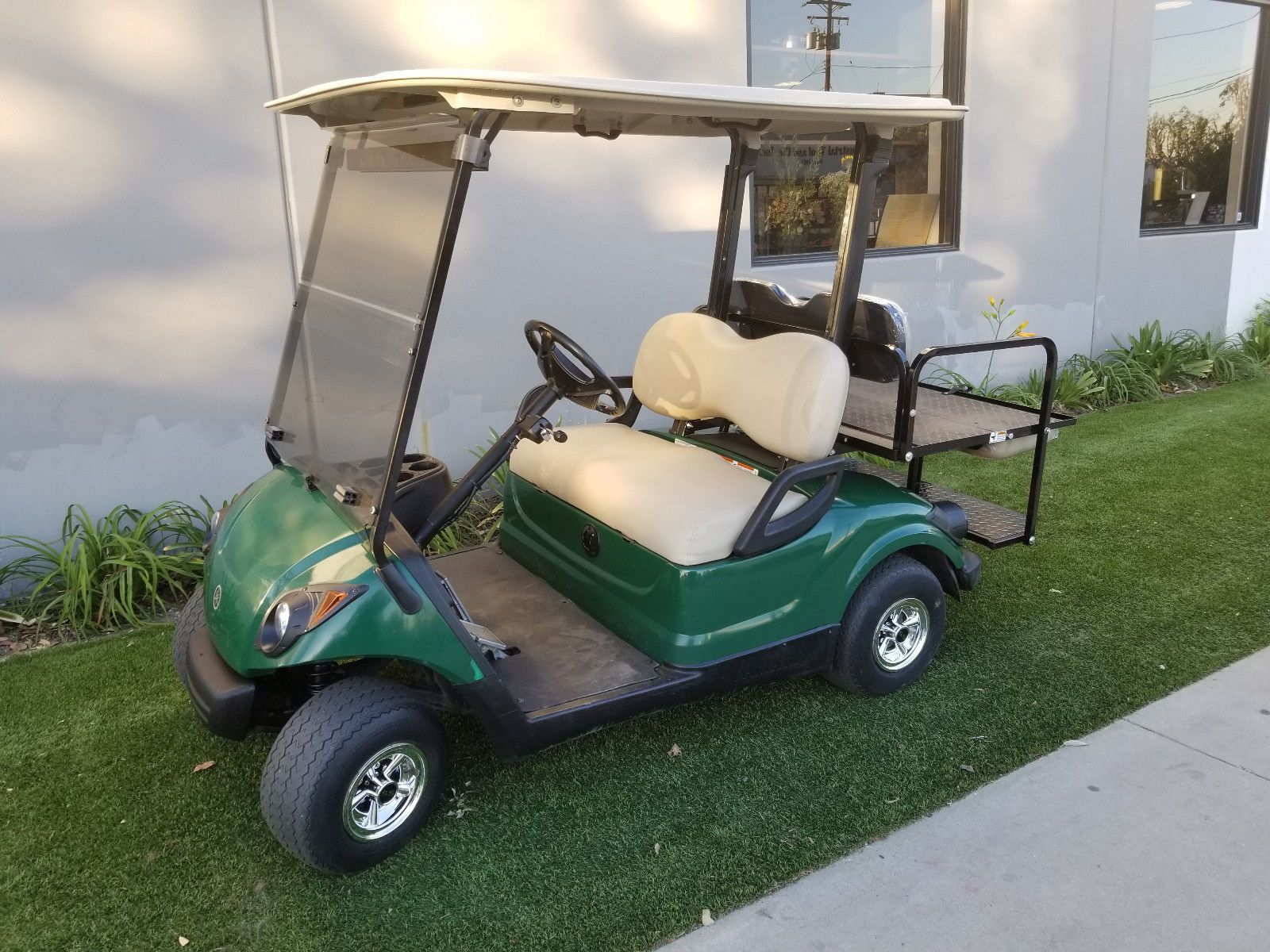 Yamaha G2 Golf Cart Bodies - Year of Clean Water