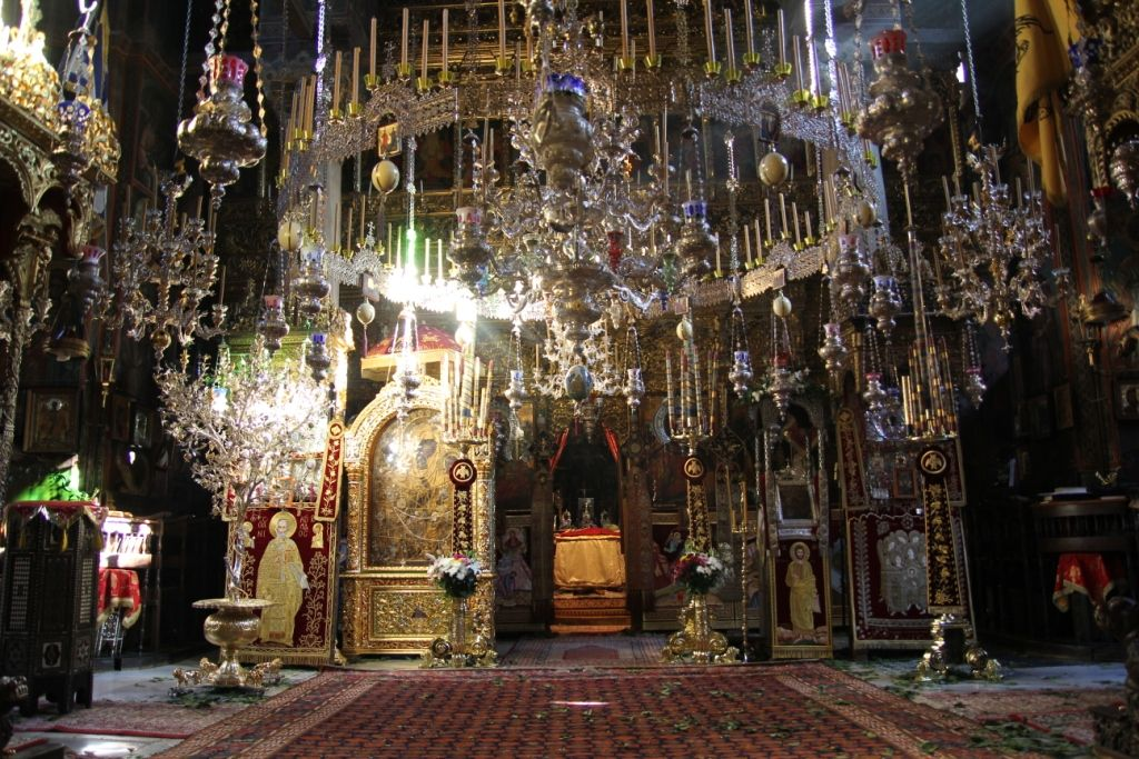 Home of the Miraculous Icon of the Virgin Mary
