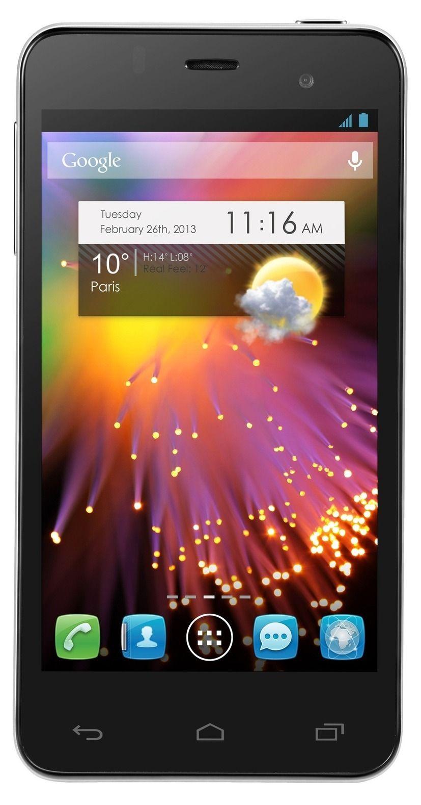 Alcatel One Touch Star 6010D Dual Sim Silver - Gli Stockisti ...