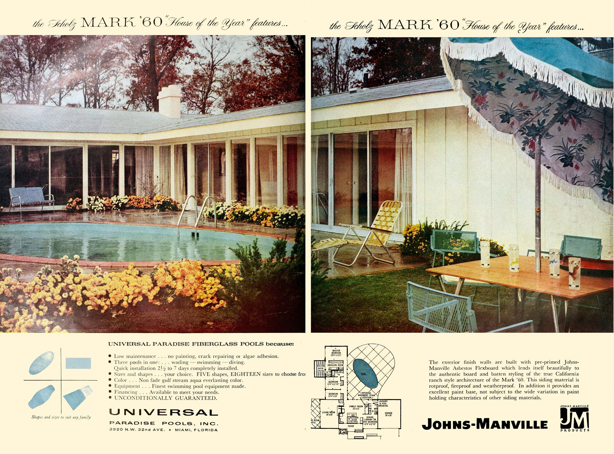 Scholz Mark \'60 House of the Year - House & Garden 1960 (6 of 6)