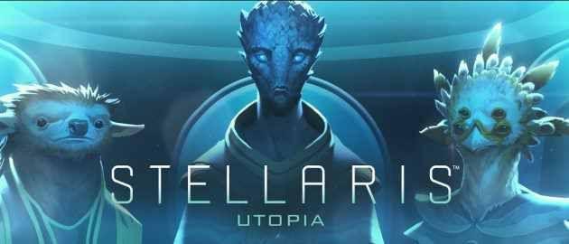 Stellaris: Utopia DLC Free Download PC Full   Stellaris: Utopia DLC