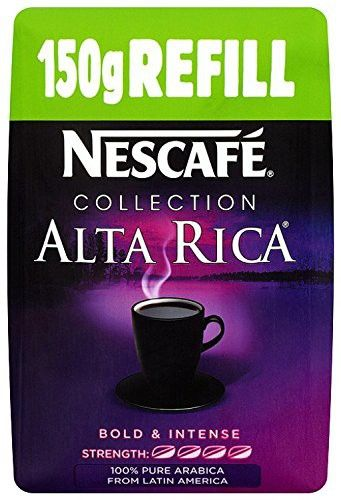 Nescafe Instant Coffee Alta Rica Refill Pack 150g Instant