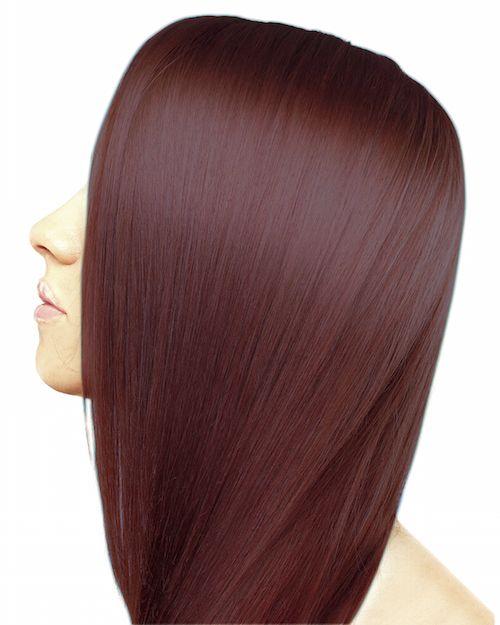 Ion Demi 4RV Medium Burgundy Brown - Ion At Home   Hair ...