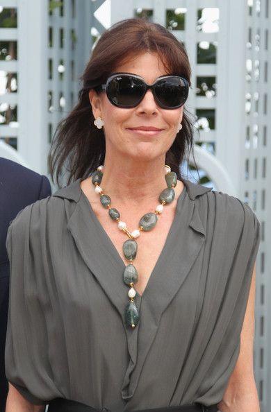 Caroline of Hanover Photos: Monaco : 43e Concours International de Bouquets