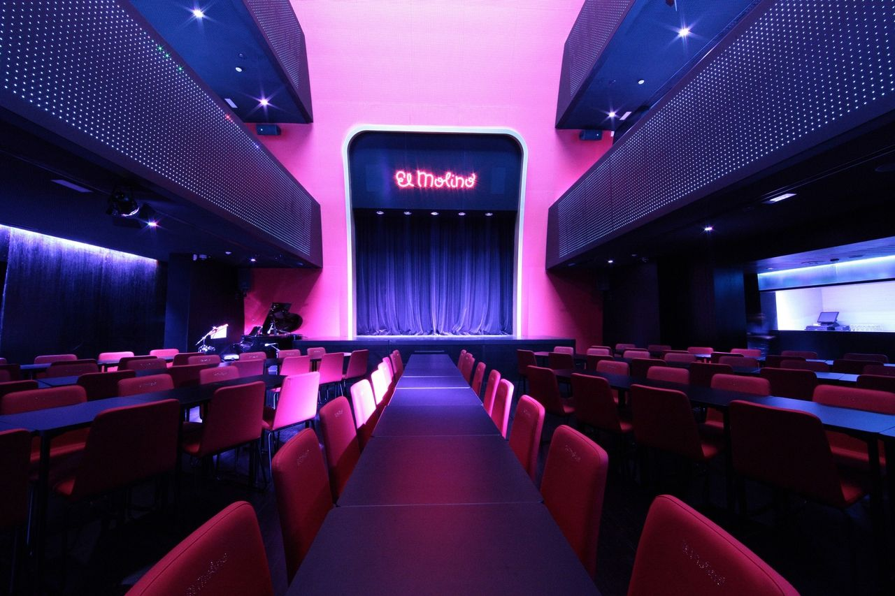 El molino theatre concert