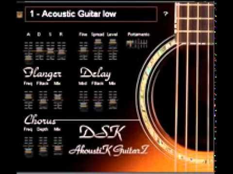 Download Free Acoustic Guitar Plug In Akoustik Guitarz By Dsk Guitar Live Tv Ableton Live