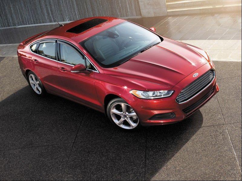16. Ford Fusion Energi Ford fusion, Ford fusion energi