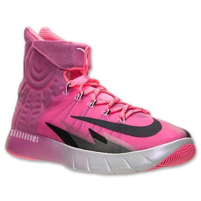 Nike Air Zoom HyperRev Think Pink Detailed Pictures