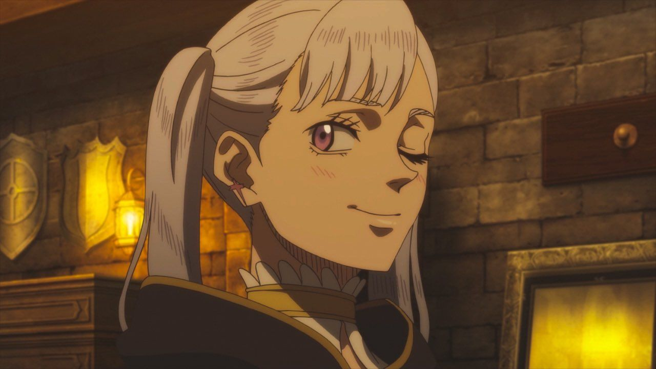 Pin by Fighth on Beautiful   Black clover anime, Black ...
