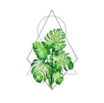 Pflanzen Tattoo Skizze 23 Ideen  – Tatoos °°°blood and tears°°°