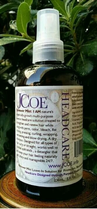 Www.jcoe.info ....A chemical free Dry Shampoo naturally revive scalp & hair brings back Body & Luster in between shampooing.