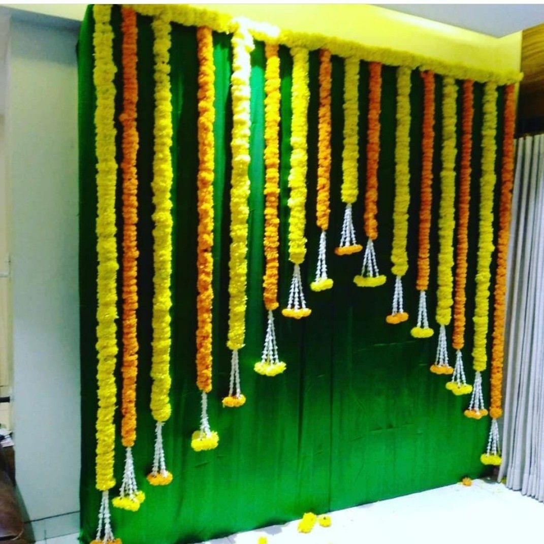 Floral Hangings Wedding Design Decoration Leaf Decor Wedding Wedding Background Decoration