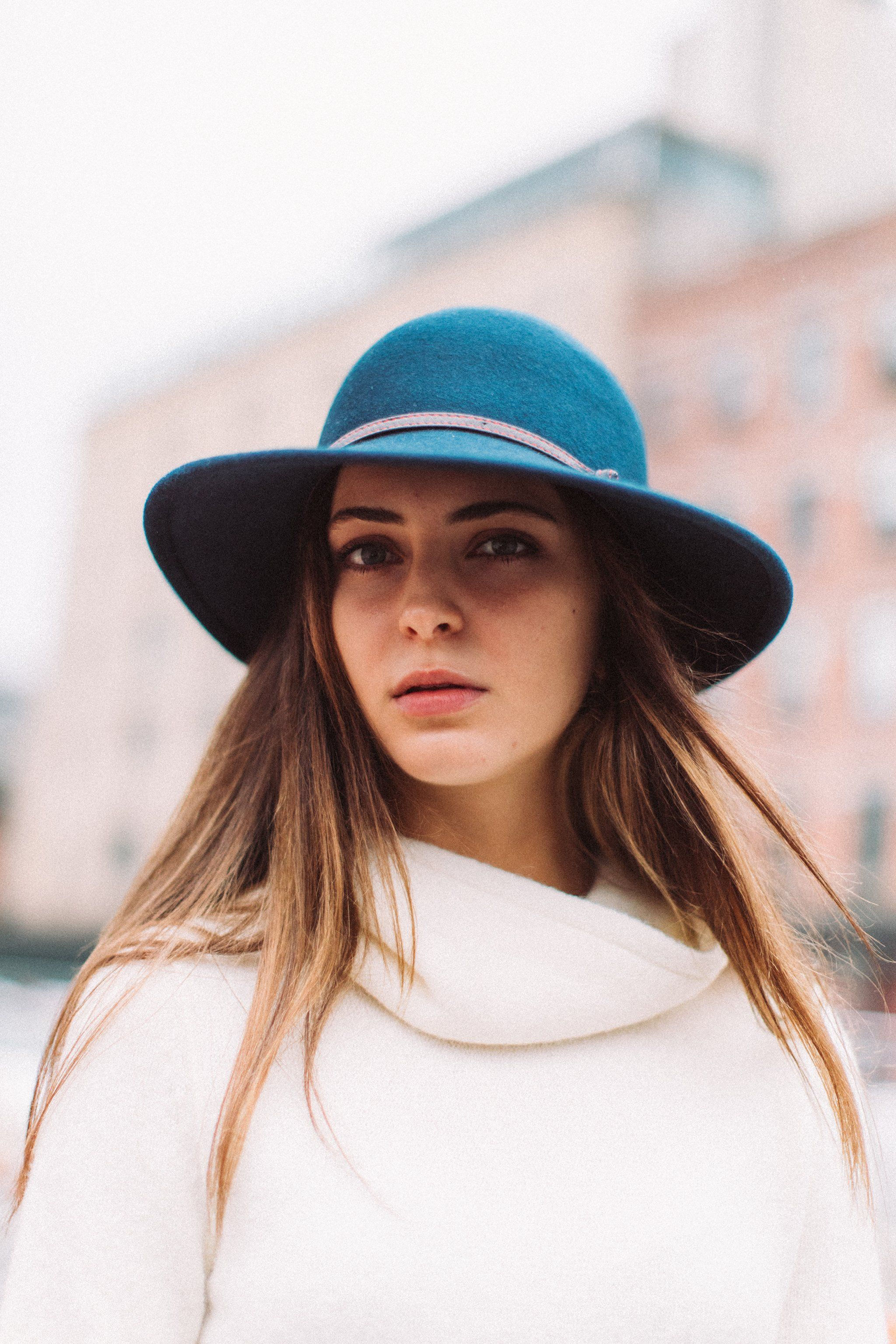 Frenchie Petersen Ladies Hats Casual Hats For Women Hats For Small Heads