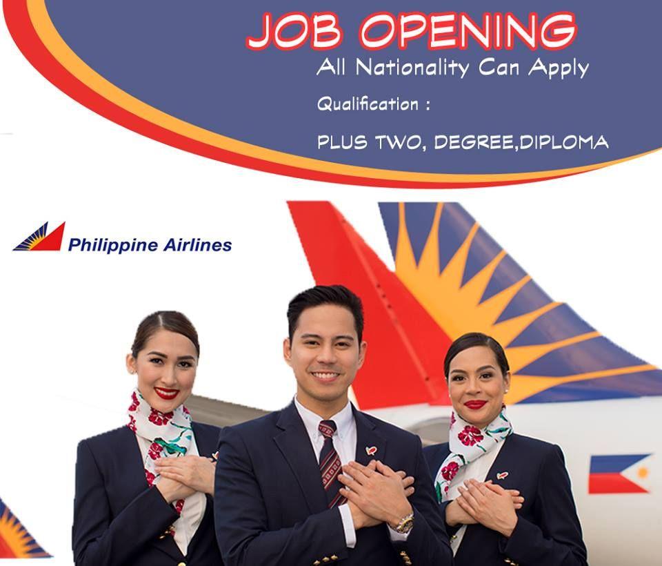 Philippine airlines palstaff recruitment staff