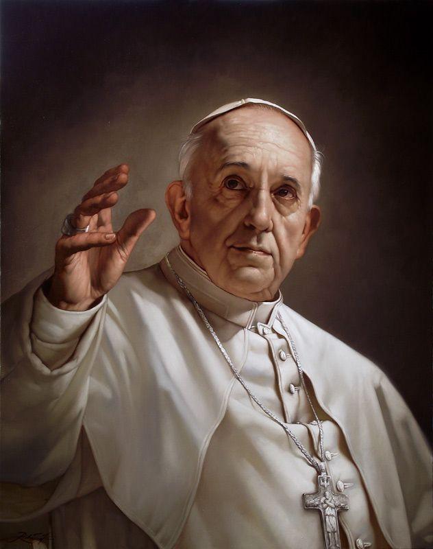 Papa Francisco (pintura)