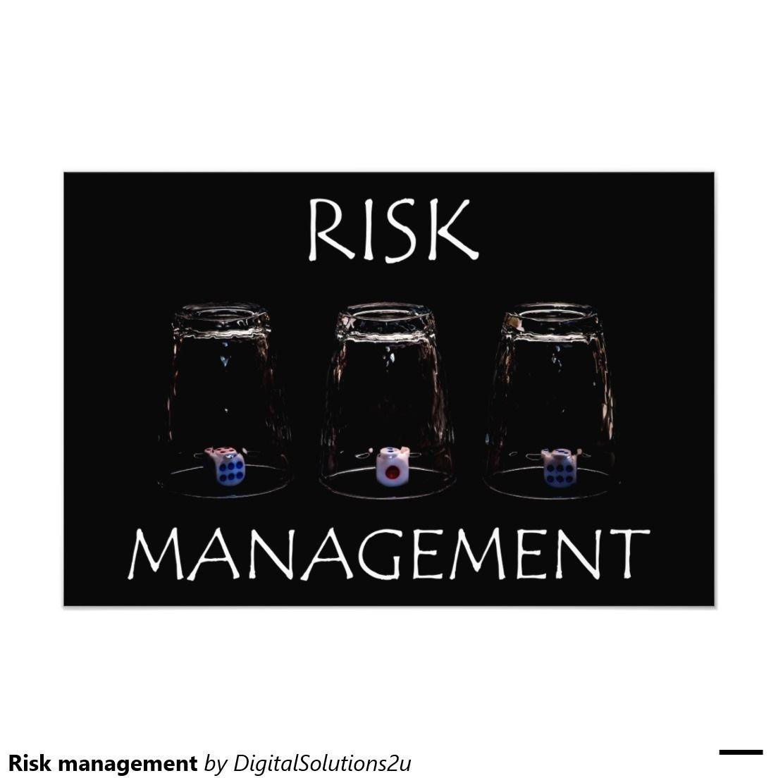 Risk management photo print