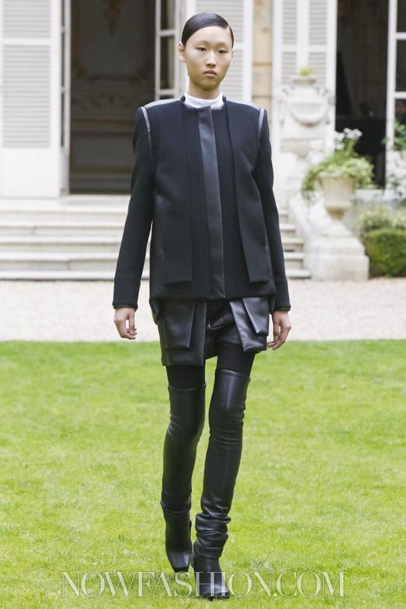 Rad Hourani Couture Fall Winter 2013 Paris - NOWFASHION
