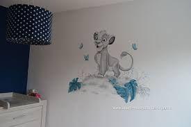Muurschildering Lion King Recherche Google Chambre Bebe En