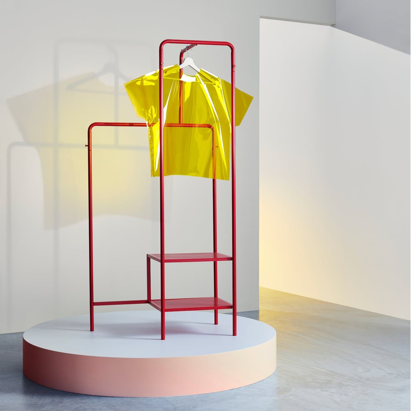 Nikkeby Garderobentander Kommode Im Industrial Stil Ikea Ideen