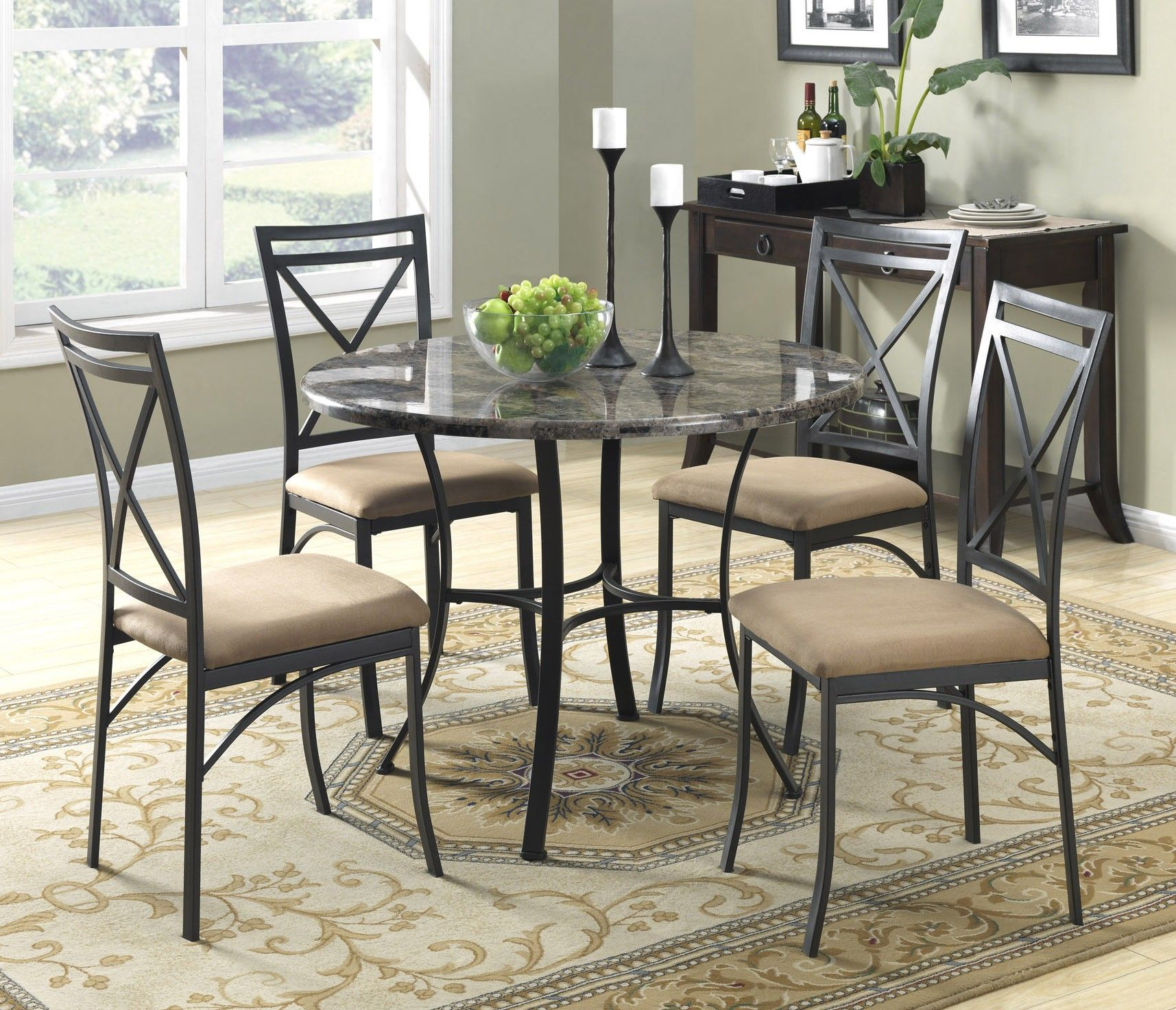 30++ Marble dining table and chairs ebay Best