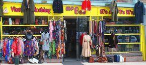 Glasgow Mr Ben Retro Vintage Clothing Store Vintage Retro Clothing Vintage Outfits Glasgow Fashion