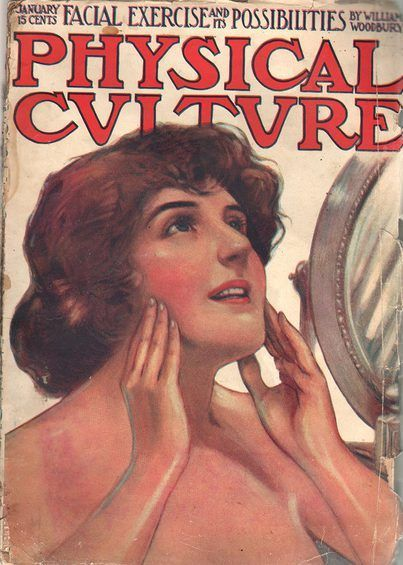 Physical Culture January 1914